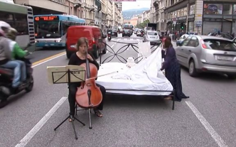 Musica da camera stradale